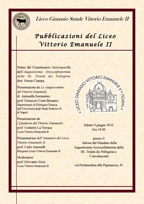 Quaderni 2012