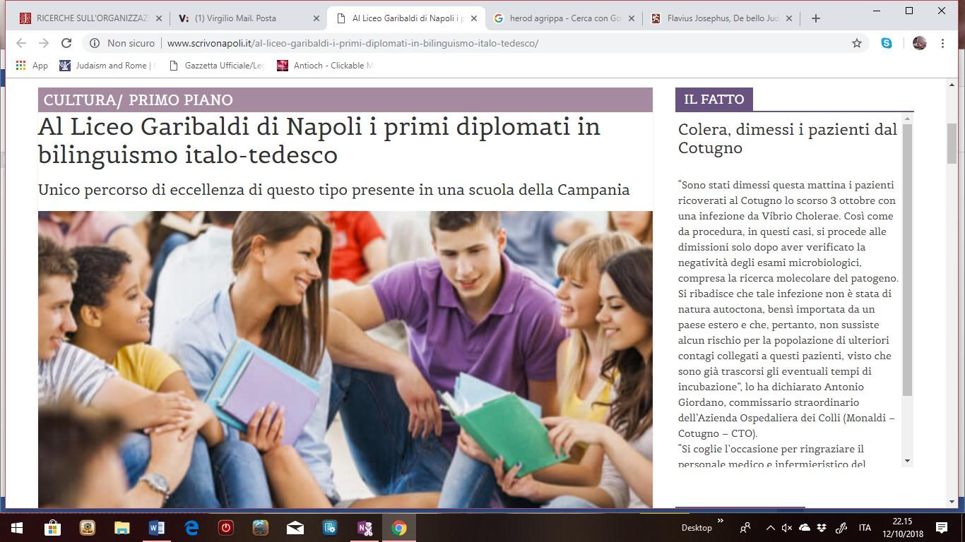 Sezione Internazionale Italiano-Tedesco